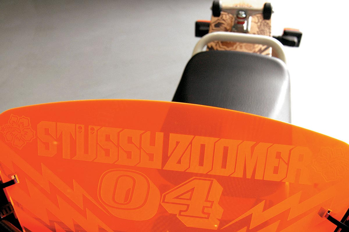 Wilson Brothers - STUSSY ZOOMER