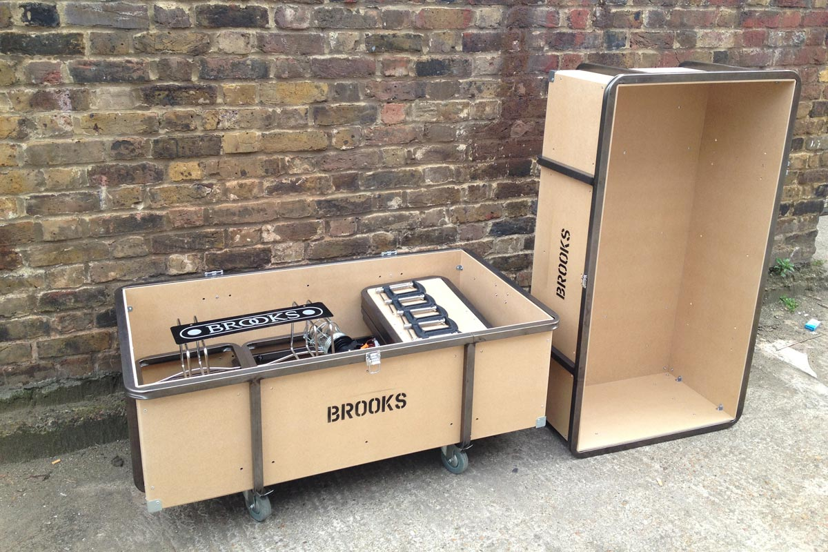 Wilson Brothers - BROOKS PORTA-SHOP