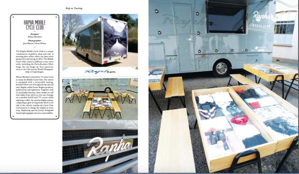 rapha mobile cycle club