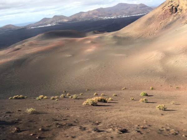 Volcano hunting