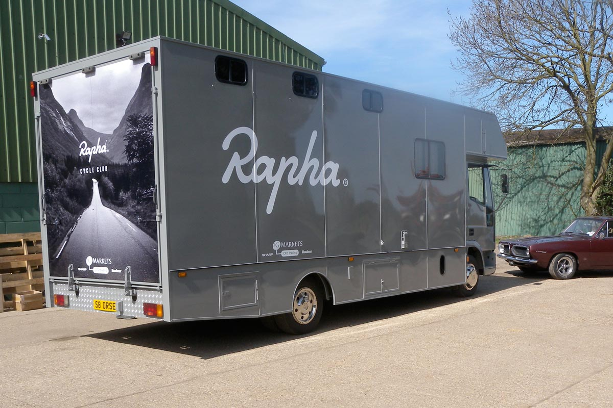 Wilson Brothers - RAPHA MOBILE CC