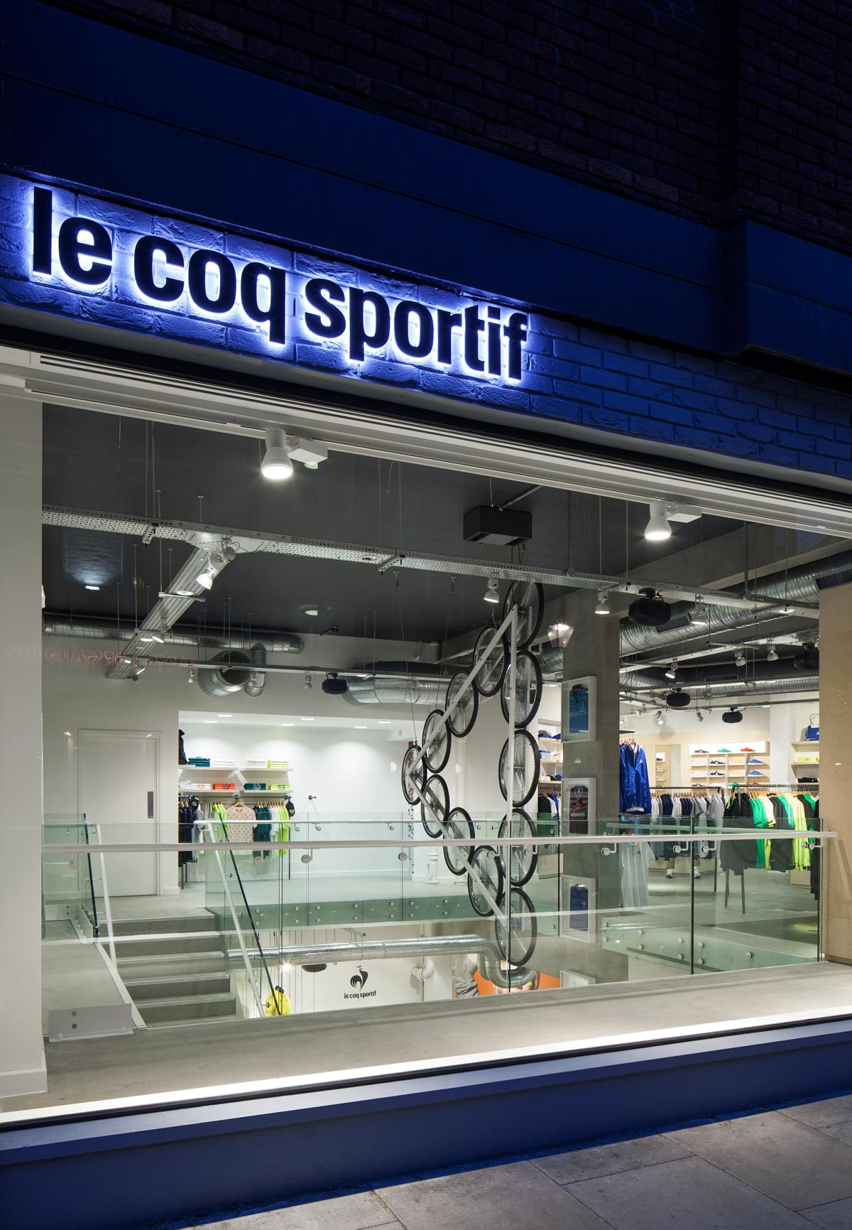 Wilson Brothers - LE COQ SPORTIF