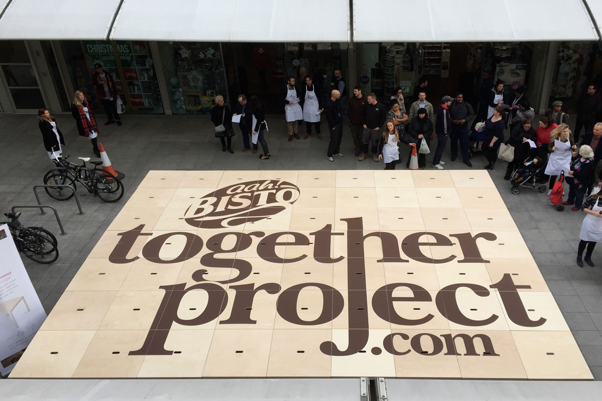 Wilson Brothers - BISTO TOGETHER PROJECT TABLES