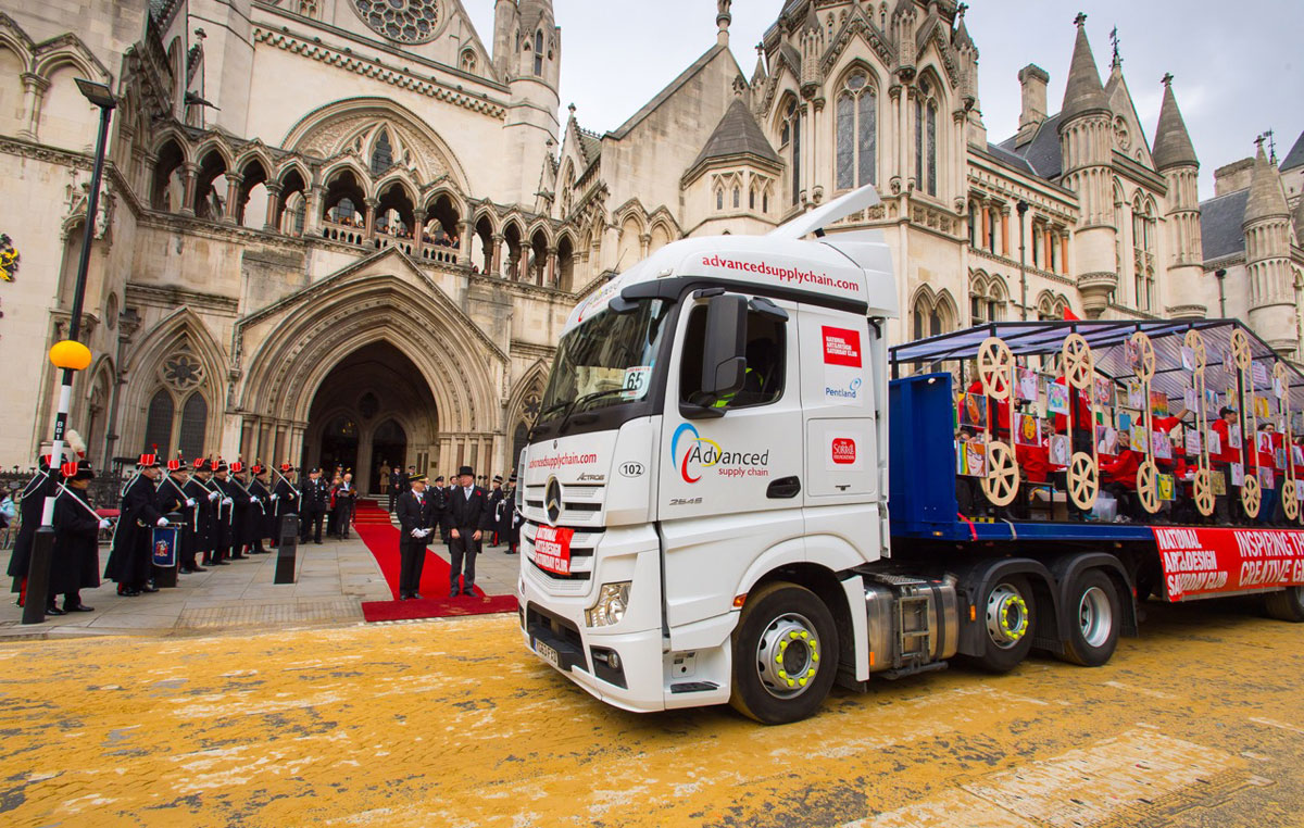 Wilson Brothers - LORD MAYORS SHOW